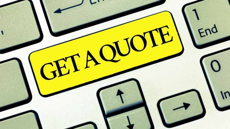 Get a quote for your new boiler