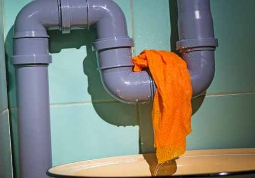 Leaks In Underground Pipes