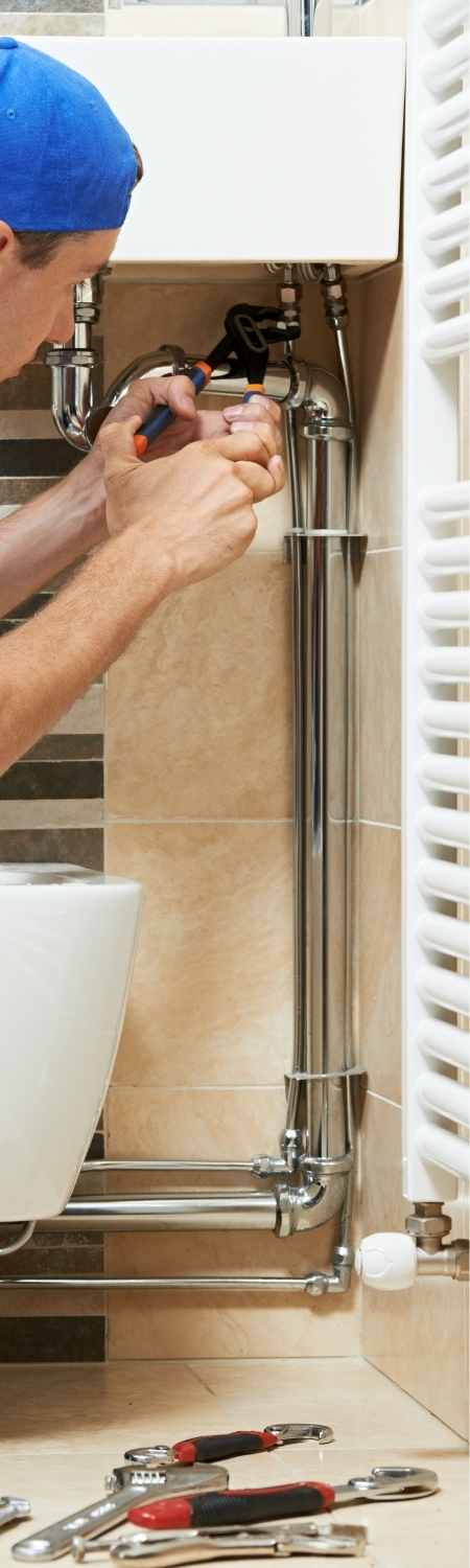 Our Plumbing Services Seaham