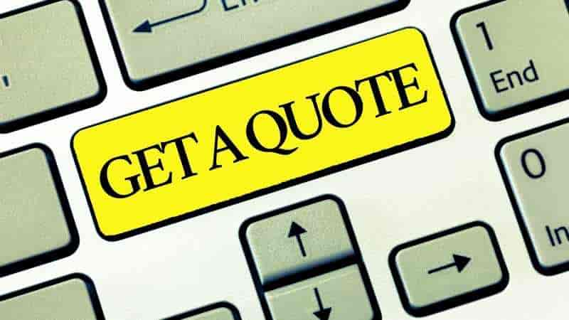 Get a quote for your new boiler Seamer