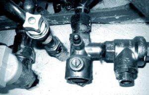 plumbing and pipework